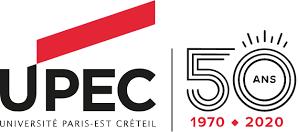 Logo UPEC 50 ans